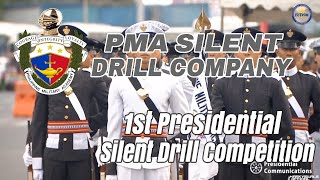 PMA Silent Drill Company | 1st Presidential Silent Drill Competition