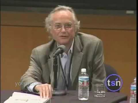Richard Dawkins Defends His Supercilious Attitude w a Joke