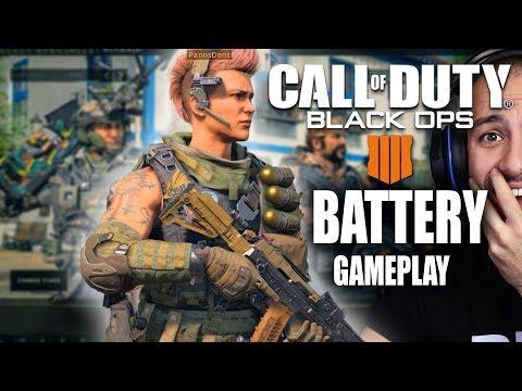 Η BATTERY ΕΙΝΑΙ ΕΚΡΗΚΤΙΚΗ | Call Of Duty Black Ops4 Multiplayer