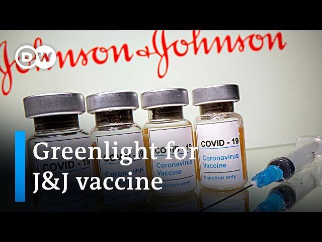 EU gives go ahead to Johnson & Johnson vaccine | DW News