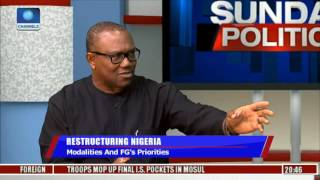 Nigeria Has A Failed Economy - Peter Obi  Pt 2