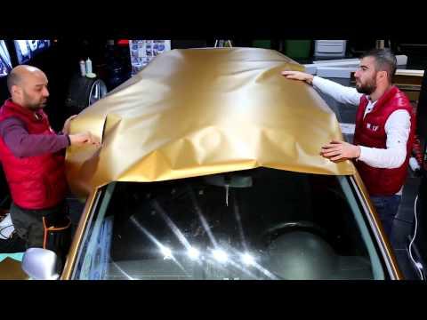 WolfCars Volkswagen Golf Araç Oto Folyo Kaplama
