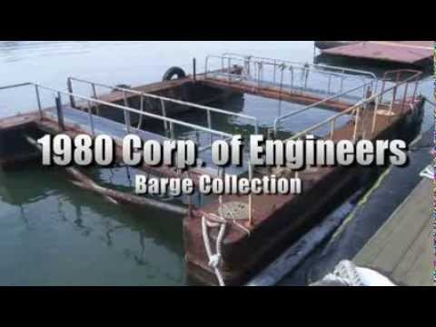 1980 Corp of Engineers Barge Collection on GovLiquidation.com