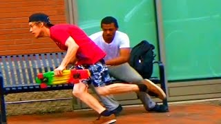 Stealing Peoples Stuff Prank!