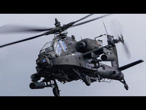 Украина приобретёт ударные вертолеты AH - 64 «Apache»