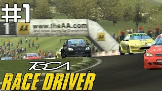 ToCA Race Driver Gameplay (PC) - #1 | Angry Texans