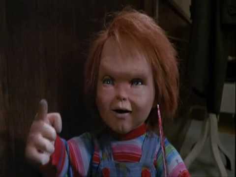 Phrases Droles De Chucky (Chucky 2) poster