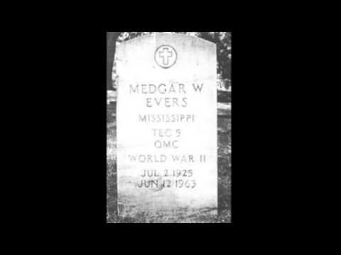 Death Of Medgar Evers