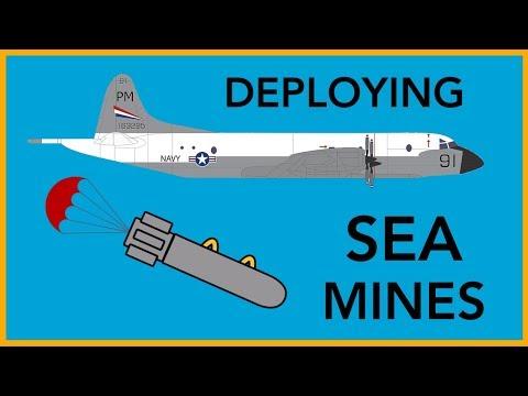 Ways To Deploy A Sea Mine