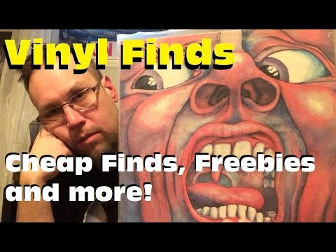 Vinyl Finds - Cheap Finds, Freebies and More !