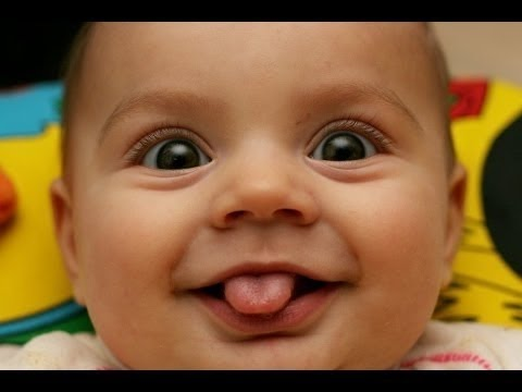 Funny Baby And People Laughing Youtube