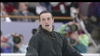 [HD] Philippe Candeloro - The Godfather - 1994 Lillehammer Olympic - Free Skating フィリップ・キャンデロロ