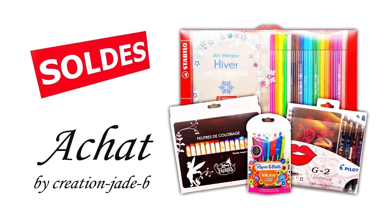 SOLDES Carrefour Coloriages pour adultes Feutres Stylos et Marqeurs