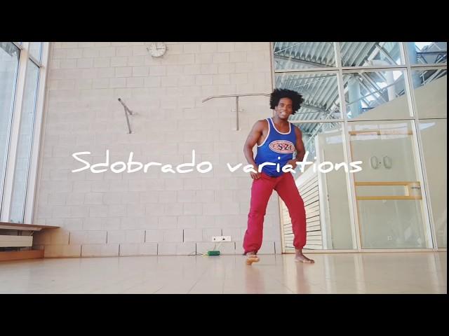Sdobrado Variations - Capoeira movement flow/ Gugu Quilombola