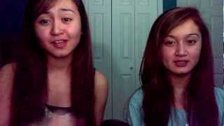 Trinh and Dalena - Feel This Moment by Pitbull feat. Christina Aguilera (cover)