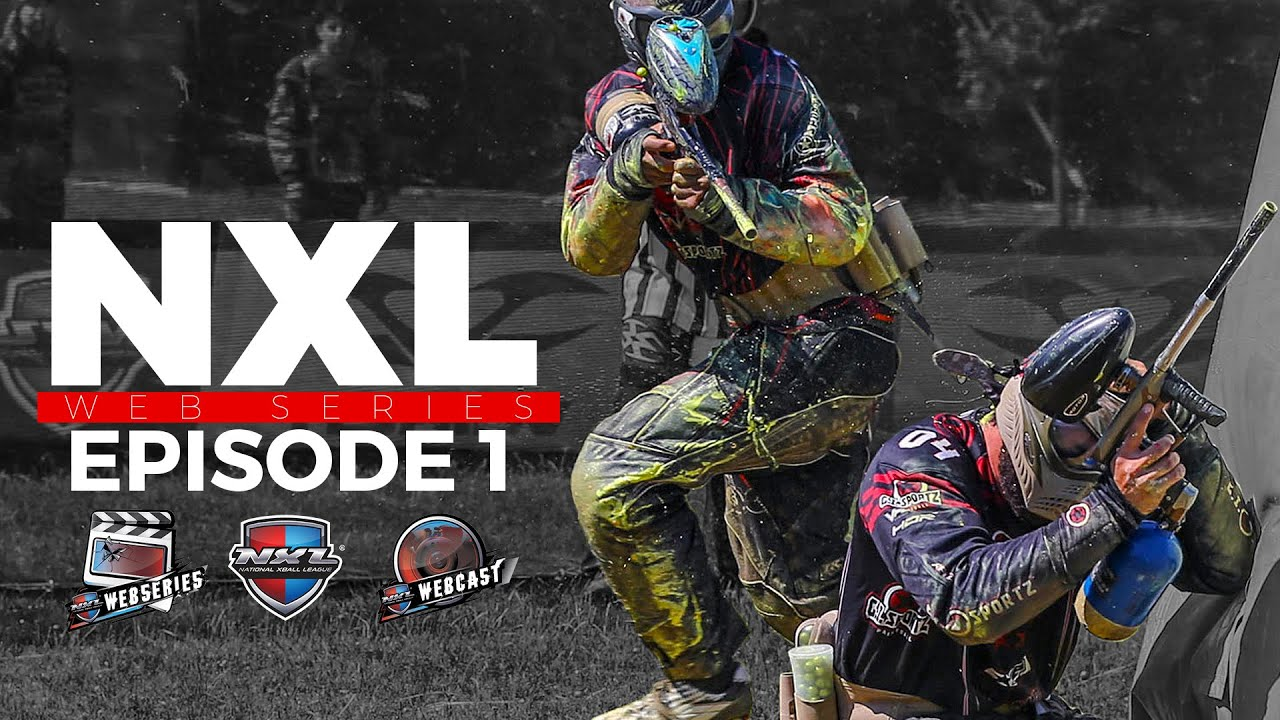 nxl paintball web series 2015 great lakes open episode 1 youtube