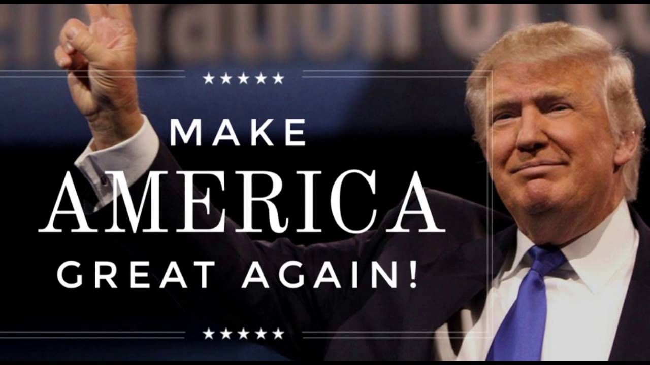Image result for noble Donald Trump