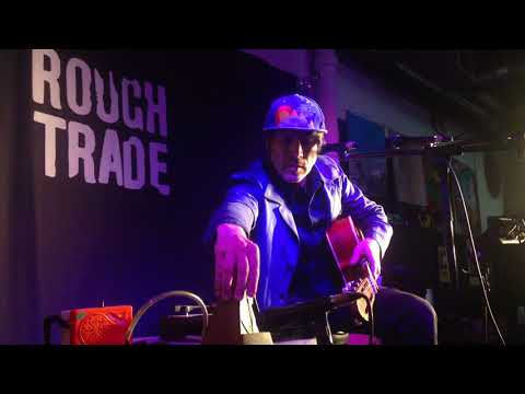 Gruff Rhys [@ Rough Trade East; 13/06/2018]
