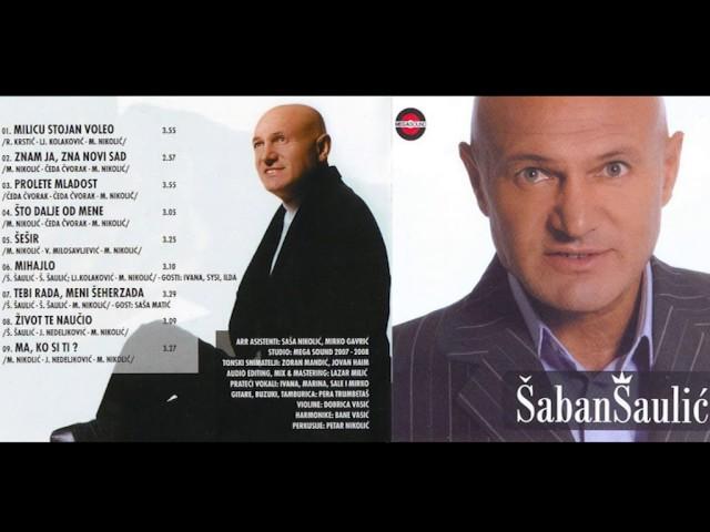 Šaban Šauli? - Šešir - ( Audio 2008 )