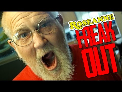 ANGRY GRANDPA'S ROSEANNE FREAKOUT!! (REACTION)
