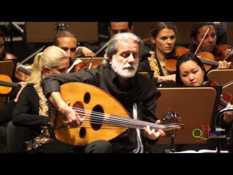 Andalusian Night with Marcel Khalife (part 4) ليلة أندلسية مع مارسيل خليفة 4