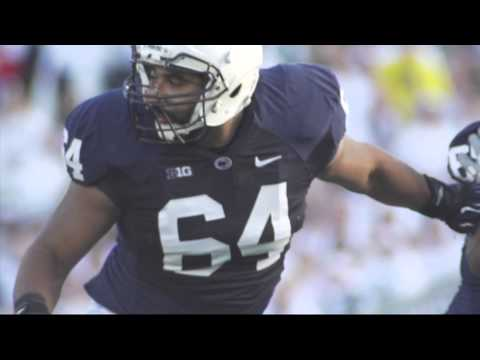 John Urschel - 2013 First Team All-Big Ten