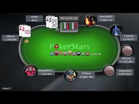 Sunday Million: April 21st 2013 - PokerStars.com