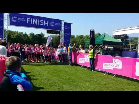 Race for Life Gateshead 2016