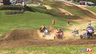 Round #3 - Muddy Creek Recap - ATVMX National - 2015