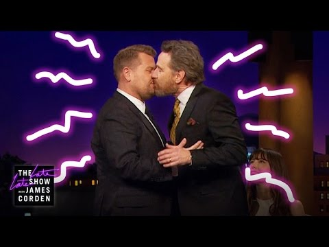 First Kisses w/ Bryan Cranston & Jessica Biel