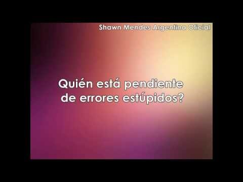Shawn Mendes - Believe (traducida Al Español) (descendientes)