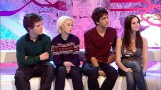 Skins Series 3 Cast - T4 Interview