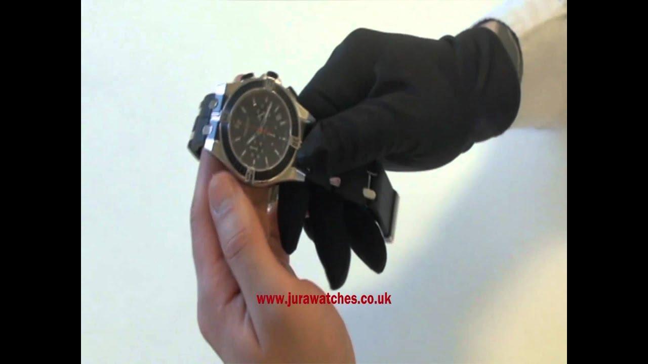 Pequignet Moorea Automatic Chrono Watch Review - YouTube