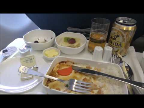 Vietnam Airlines Hanoi to Singapore Business Class A321 Flight Review