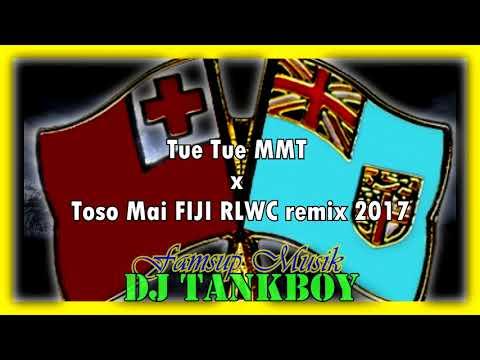 Dj TankBoy  - Mate Ma'a Tonga [SOTP] x Toso Mai FIJI [Sefo Hansen] 2017 Remix