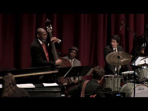 MSU Jazz Orchestra I featuring Special Guest Ron Carter, Bass | 4.21.2018