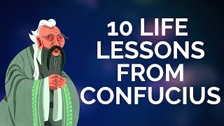 10 Life Lessons From Confucius (Confucianism)