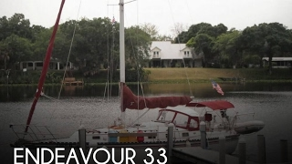 Used 1984 Endeavour 33 for sale in Moore Haven, Florida