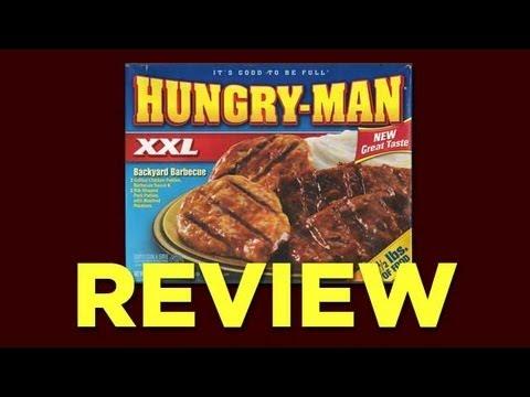 Hungry Man XXL Backyard Barbecue Video Review: Freezerburns (Ep450)