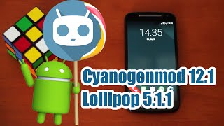 Instalar Android Lollipop 5.1.1 en  Moto G 2014 2 Gen.
