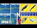 *NEW* Fortnite | Daily Unvault Revealed, 12 New LTMs, Surfboard Vehicle!