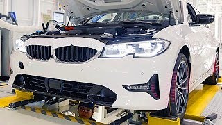 2020 BMW 3 Series PRODUCTION in Mexico