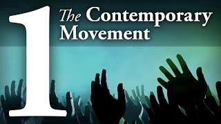50s and 60s American Culture & the Christian Church - The Contemporary Movement 1