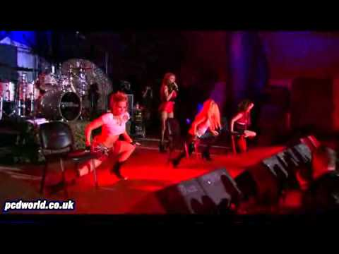 The Pussycat Dolls - Operation Myspace Live In Kuwait 2008