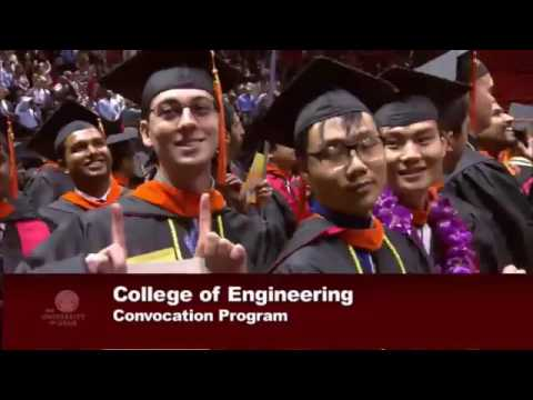 College of Engineering Convocation |  May 6, 2016