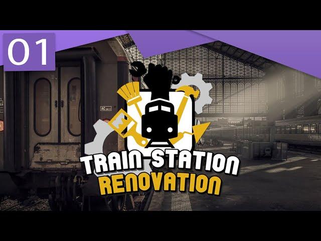 TRAIN STATION RENOVATION | Rediffusion - #1