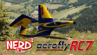 Nerd³ FW - aerofly RC 7