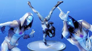 Fortnite OMEN Performs All Dances Season 1-4