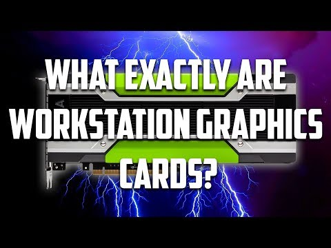 Workstation Graphics Cards Explained!