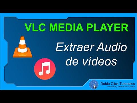 🎶 Convertir mp4 a mp3 - VLC Media Player   #DobleClickTutoriales